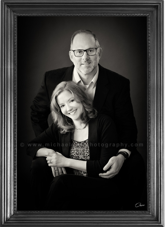 Formal Studio Family Portraiture