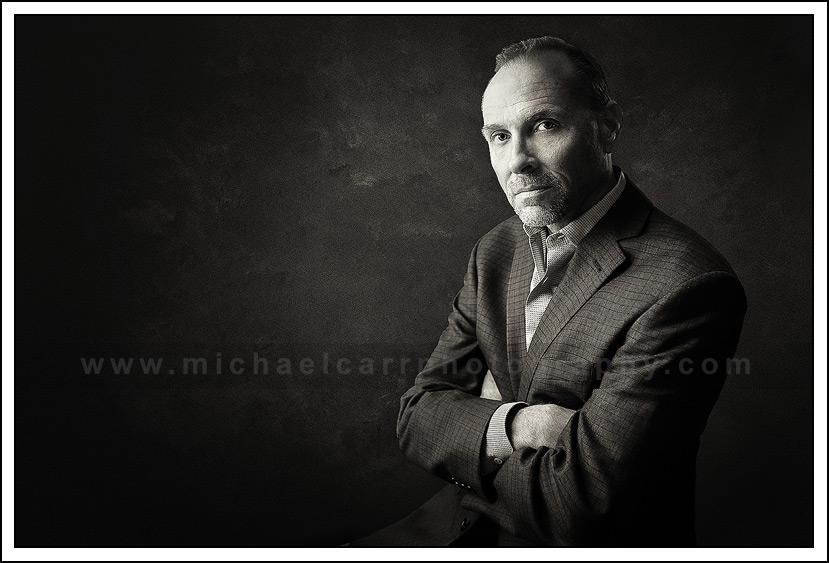 Contemporary Men's Portrait Photography