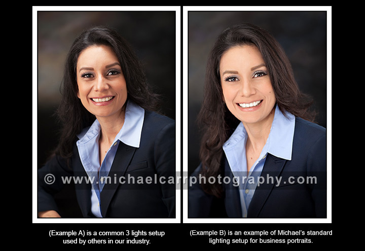 Business Headshot Pricing in Houston