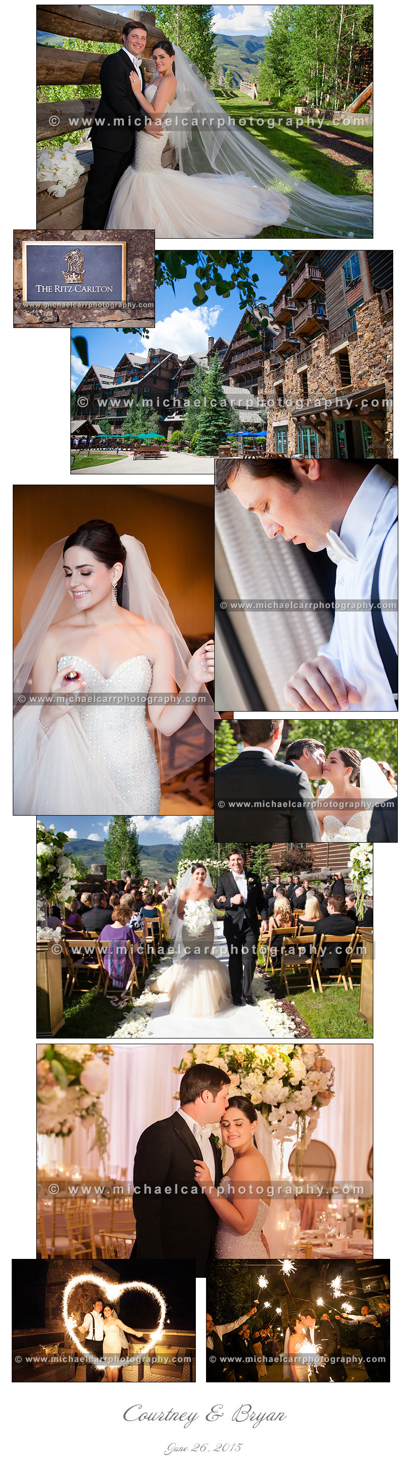 Vail, Colorado Weddings