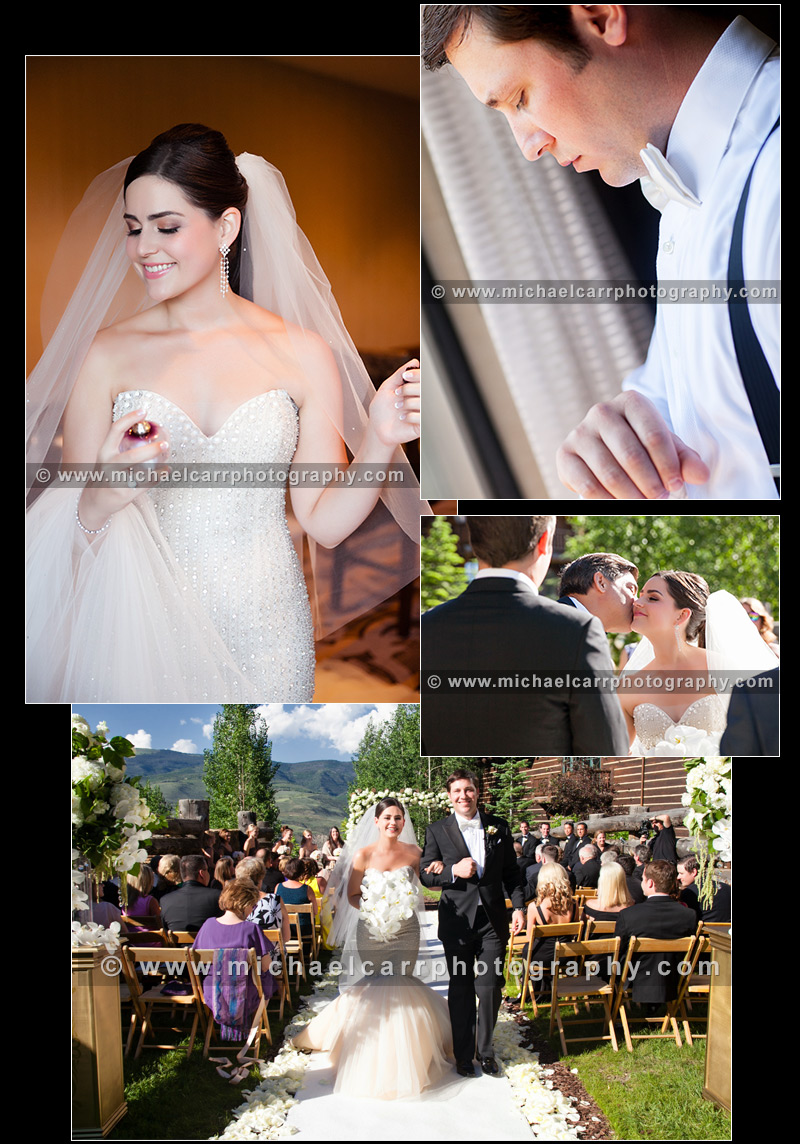 Destination Wedding Photographers: Vail, Colorado