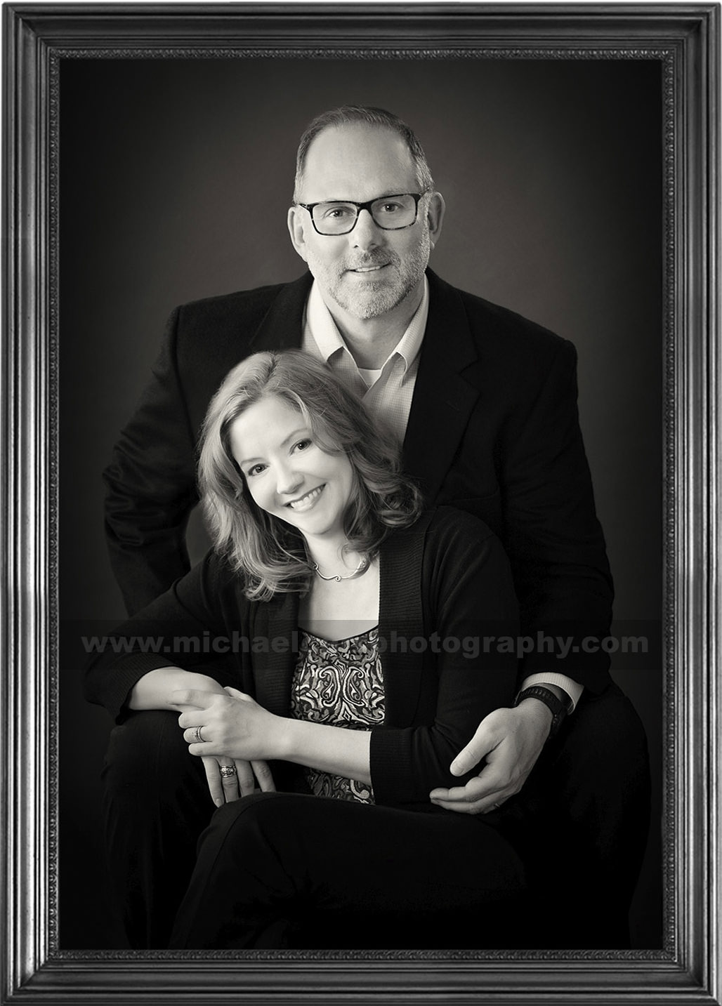 Couples and Relationship BW Portraits