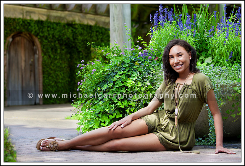 Houston High School Senior Portraits s