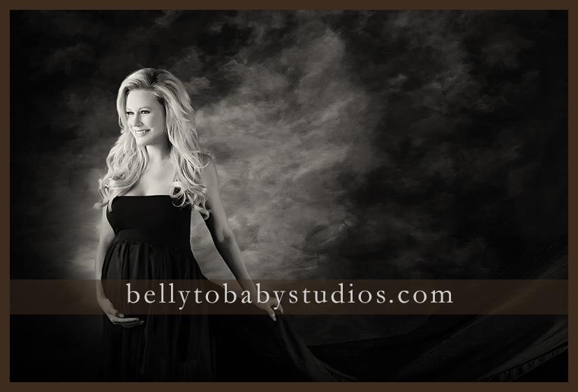 Pregnancy Portraits in Houston