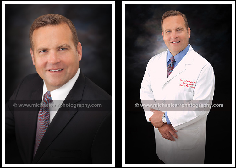 Portraits of Houston Medical Professionals