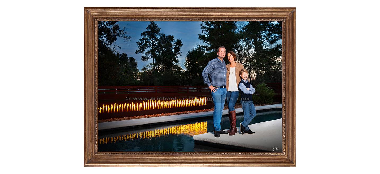 Houston Outdoor Portrait Photographer