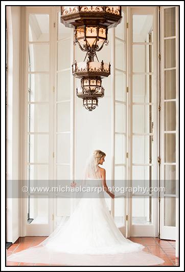 Bridal Portraits St. Anthony Hotel