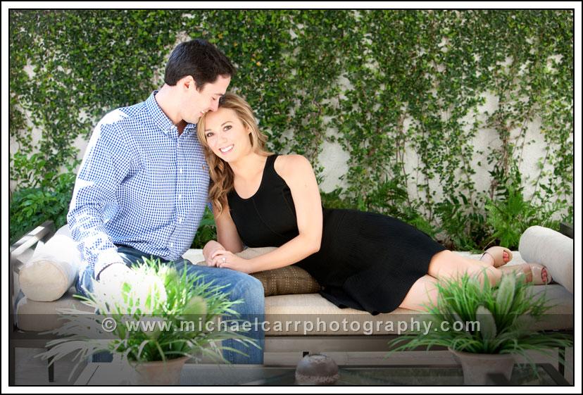 Engagement Portraits in Houston