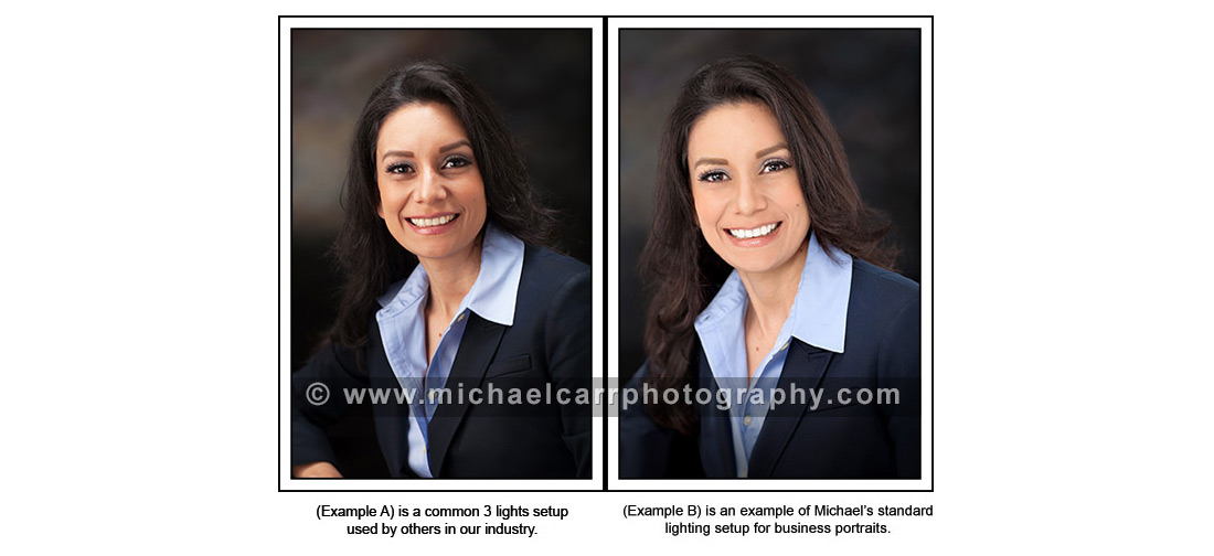 Business Portrait Pricing in Houston