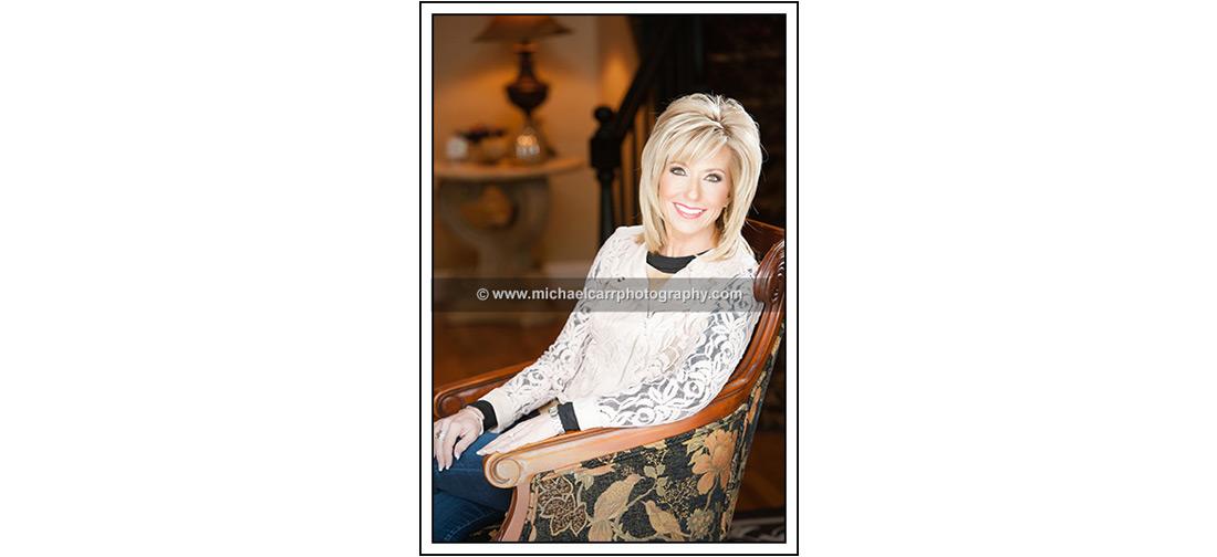 Women's Casual Editorial Portrait Photographer