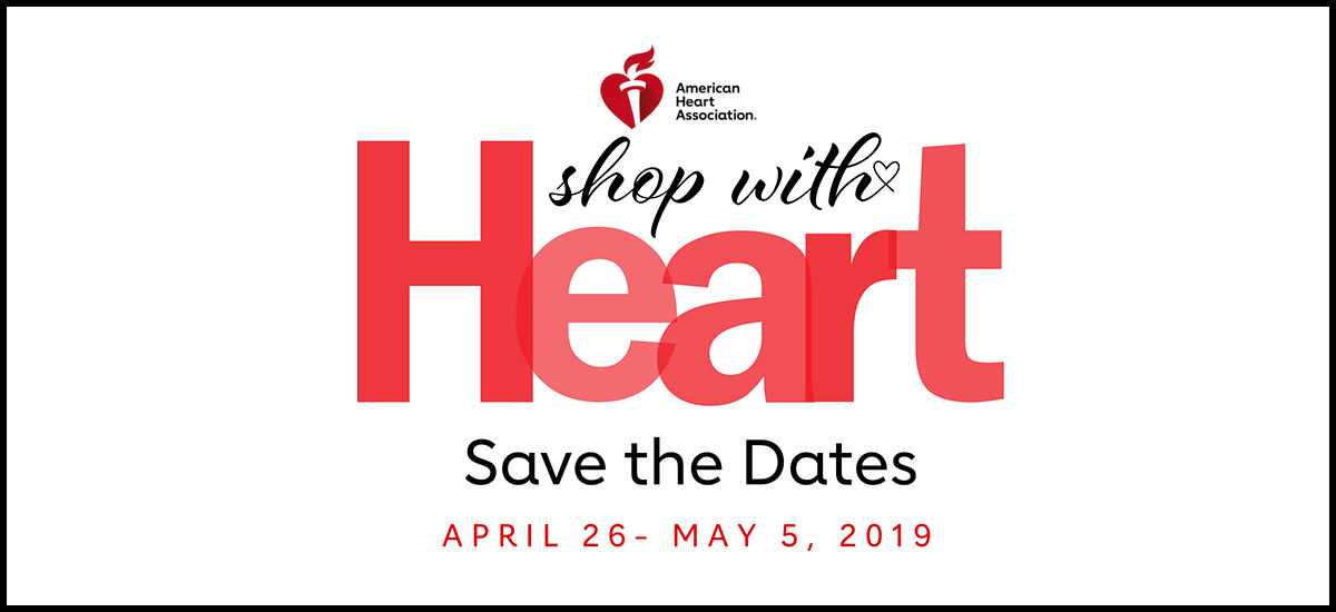 Shop With Heart and Save
